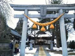 元日の松尾神社