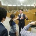 富山市議会副議長に就任しました