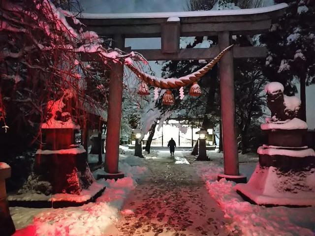 令和三年松尾神社歳旦祭