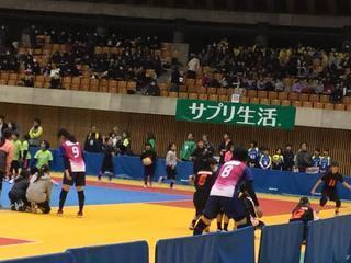 日本代表選手との練習会