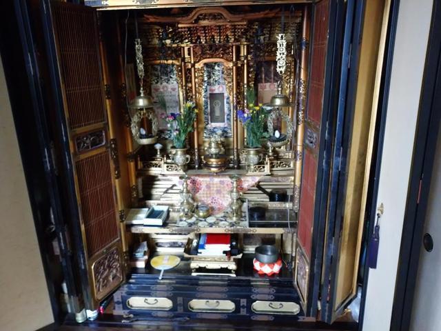 我が家の仏壇