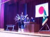 入学式(光陽小学校)