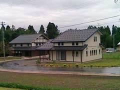 生活館と優良田園住宅