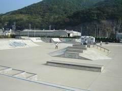 長崎小江スケートパーク