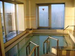 名戸ヶ谷病院の浴室